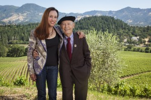 Violet and Mike Grgich - the Right Balance of Two Dreams Combined
