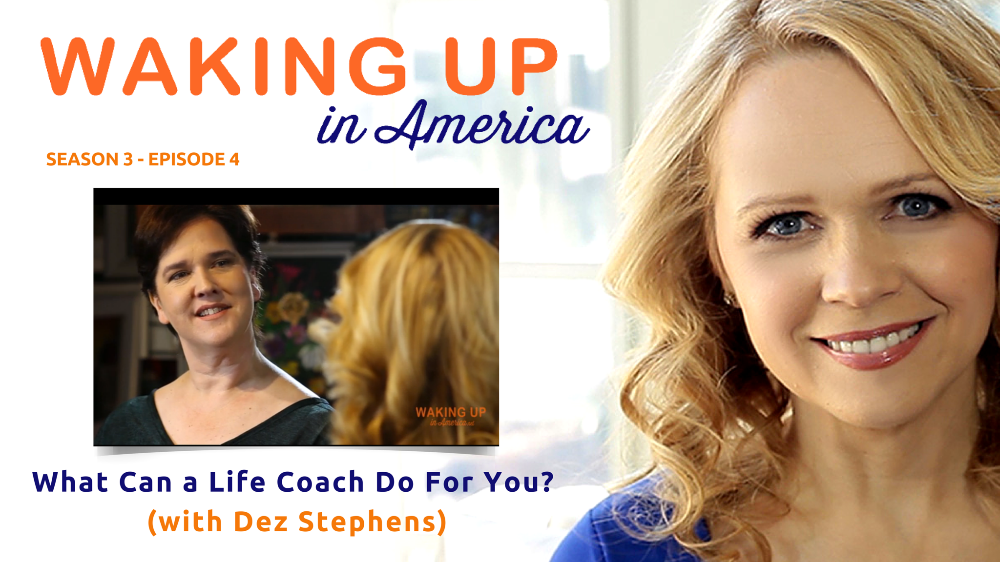 Dez Stephens on Life Coaching