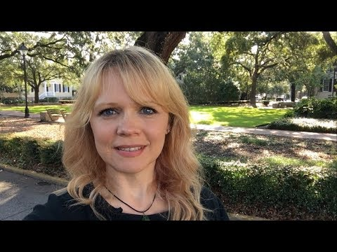 Video Diary #19 – Change is Good (from Savannah, GA)